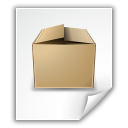 Mimetypes Package X Generic Icon 128x128 png