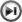 Actions Media Skip Forward Icon 22x22 png