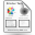 Actions KDEPrint Test Printer Icon 32x32 png