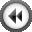 Actions Media Seek Backward Icon 32x32 png