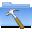 Filesystems Folder Development Icon 32x32 png