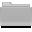Filesystems Folder Grey Icon 32x32 png