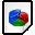 Mimetypes KChart CHRT Icon 32x32 png