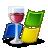 Apps Wine Doors Icon 48x48 png