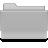 Filesystems Folder Grey Icon 48x48 png