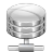 Filesystems Network Server Database Icon