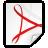 Mimetypes Application PDF Icon 48x48 png
