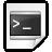 Mimetypes Application X Shellscript Icon 48x48 png