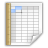 Mimetypes Spreadsheet Icon 48x48 png