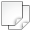 Actions Edit Copy Icon 64x64 png
