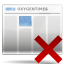 Actions News Unsubscribe Icon 64x64 png