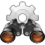 Actions System Search Icon 64x64 png