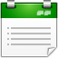Actions View Calendar List Icon 64x64 png