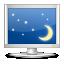 Apps Preferences Desktop Screensaver Icon 64x64 png