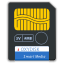 Devices Smart Media Unmount Icon 64x64 png