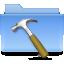 Filesystems Folder Development Icon 64x64 png