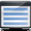 Filesystems Media Playlist Icon 64x64 png