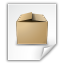 Mimetypes Application X Cpio Icon 64x64 png