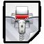 Mimetypes Application X Gzpostscript Icon 64x64 png
