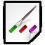 Mimetypes Application X Krita Icon 64x64 png