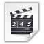 Mimetypes Application X Mplayer2 Icon 64x64 png
