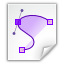 Mimetypes Application X TGIF Icon 64x64 png