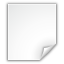 Mimetypes Application X Zerosize Icon 64x64 png