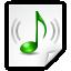 Mimetypes Audio X Pn Realaudio Plugin Icon 64x64 png