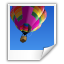 Mimetypes Image X RGB Icon 64x64 png