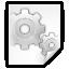 Mimetypes Make Icon 64x64 png