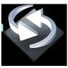 Settings Backup Sync Icon 96x96 png