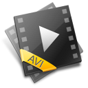 AVI File Icon 128x128 png