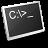 MS-DOS Application Icon