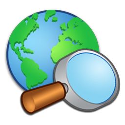 Internet Search Icon 256x256 png