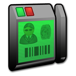 Security Reader 1 Icon 256x256 png