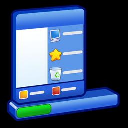 Taskbar & Start Menu Icon 256x256 png