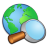 Internet Search Icon 48x48 png