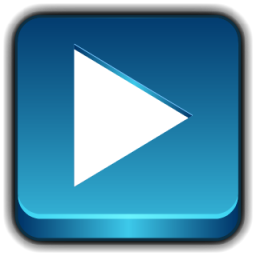 Button Play Icon 256x256 png