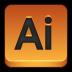 Adobe Illustrator Icon 72x72 png