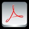 Adobe Acrobat Icon 96x96 png