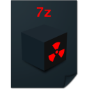 File Archive 7z Icon