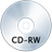 Disc CD-RW Icon