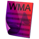 WMA Sound Icon 128x128 png