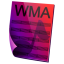 WMA Sound Icon 64x64 png