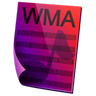 WMA Sound Icon 96x96 png