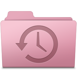 Backup Folder Sakura Icon 256x256 png