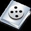 Videos Folder Icon 64x64 png