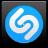 Entertainment Shazam Icon 48x48 png