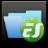 Utilities Estrongs File Explore Icon 48x48 png