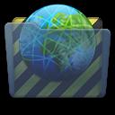 Graphite Folder Webdev Icon